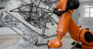 Engineering Season – KUKA - jardín Madejski - robot