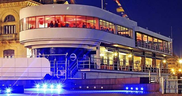 GU - San Sebastián - arquitectura - luminarias - iluminación - MCI - Linear Flex®.