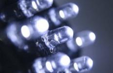 luces LED - dispersión de la luz - LED blancos - luz – iluminación