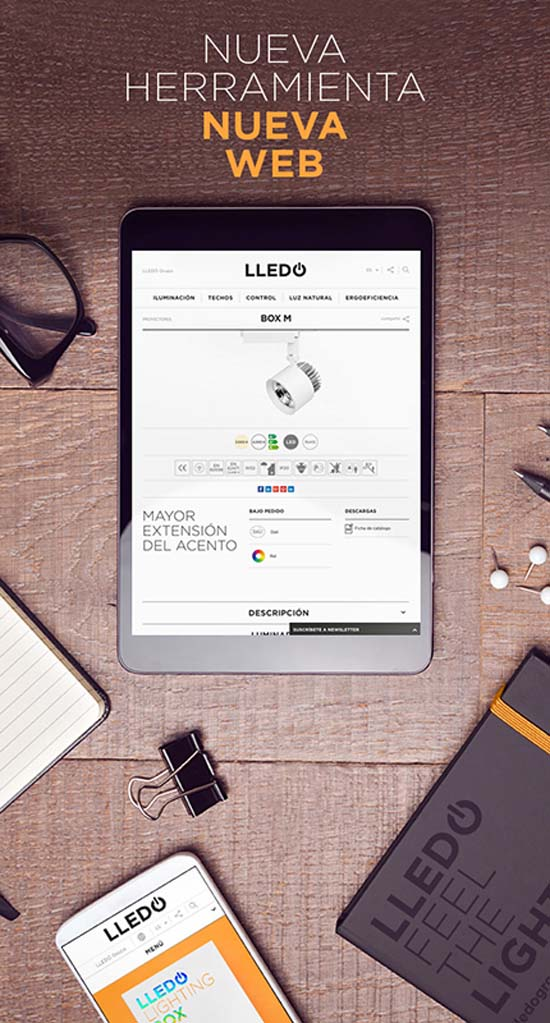 Lledó - página web - lledogrupo.com