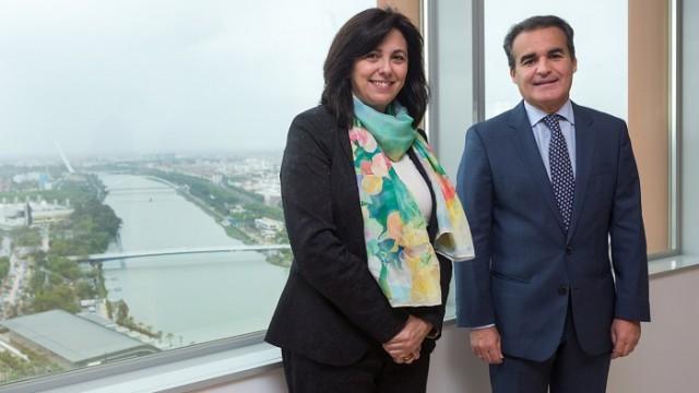 Siemens - Torre Sevilla – CaixaBank - consumo energético - smart city - Desigo