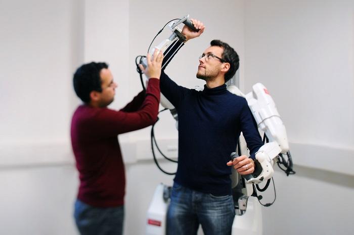 nanopartículas – biomedicina – robótica – exoesqueletos – drones – medicina - nanotecnología