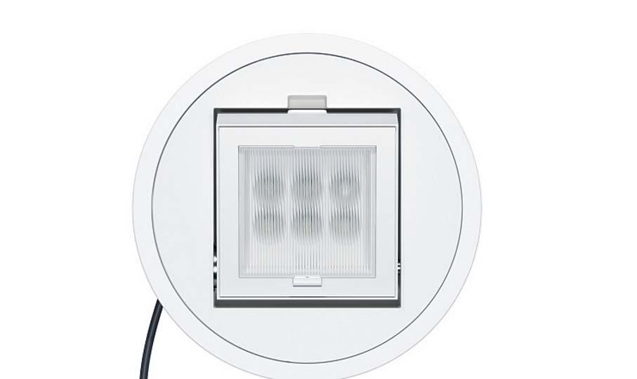 Cantax - ERCO - empotrable - proyector - LED - luz - iluminación