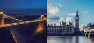 movilidad urbana – energía – sostenibilidad - smart city – Londres - Bristol