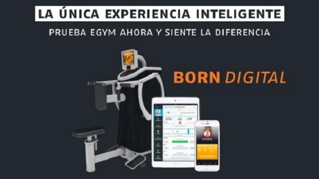 IoT 2016 Madrid Forum – eGym – fitness - IoT