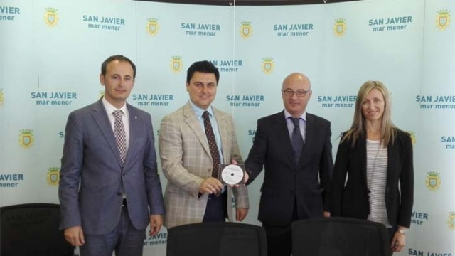 San Javier - Murcia - puntos de luz - alumbrado público - alumbrado - eficiencia energética - Proyecto Elena-Fuensanta
