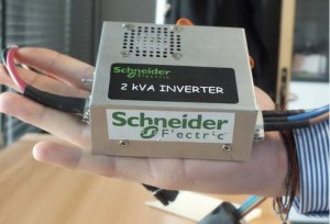 Schneider Electric - Little Box Challenge - premio - inversor de 2kv