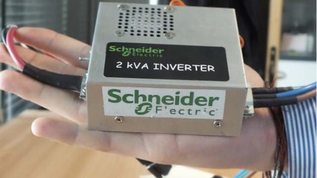 Schneider Electric - Little Box Challenge - premio - inversor de 2kv