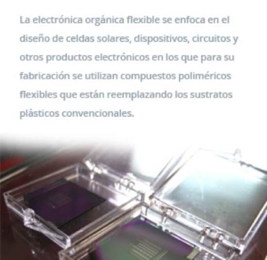 película delgada - electrónica - electrónica orgánica flexible -dieléctricas - transistores - Rafael Ramírez Bon - sensores - Cinestav