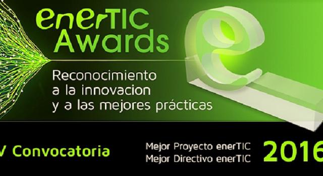 enerTIC - eficiencia energética – empresas - premios, concienciación