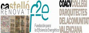 rehabilitación – accesibilidad - eficiencia energética - Castelló Renova't - f2e