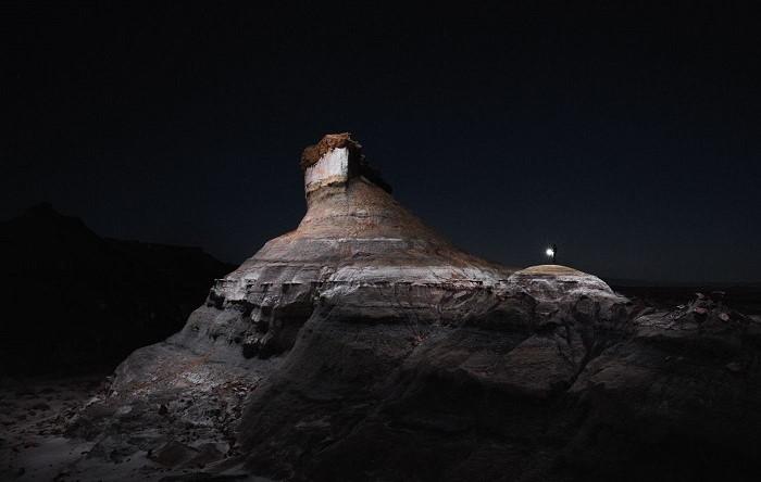 'Lux Noctis' – fotografía - Reuben Wu - drones