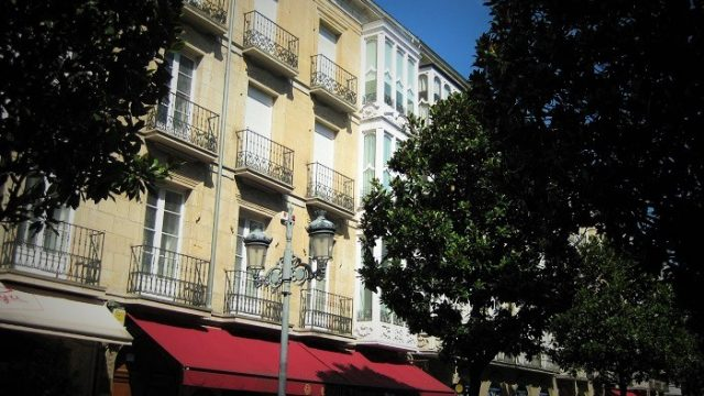 LED - Vitoria Gasteiz – ahorro – contaminación – luminarias - IDAE