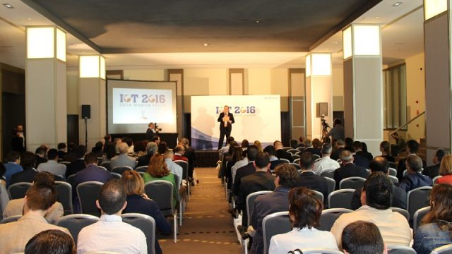 IoT - smart cities - Executive Forum – evento – eGYM – Telefónica - IBM