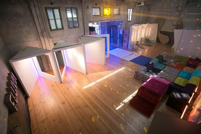 Simon - centésimo atardecer - Roche Bobois – Decoracción - control de iluminación - iluminación - Fluvia