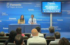 eficiencia energética - Murcia - IEE - Fomento