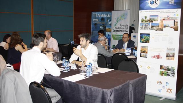 Smart city - Agencia Andaluza del Conocimiento (AAC) – Málaga - I+D+i