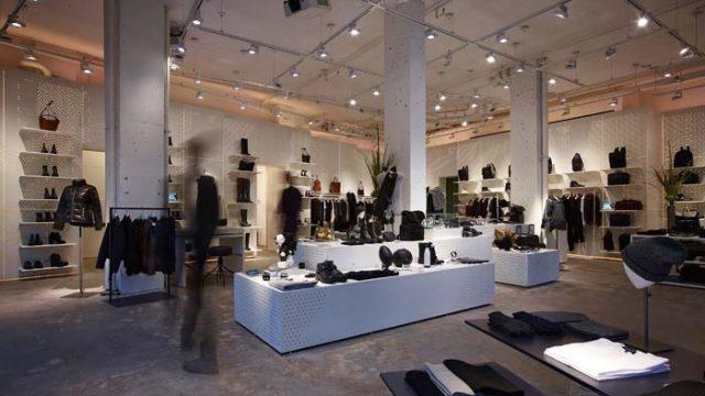 Iluminación - Soraa - tienda - Kenneth Cole - Nueva York - lámparas - LED - GaN on GaN ™
