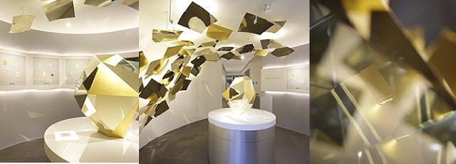 D'Días – Legrand – oro – Metamorfosis - Art d 'Arnould