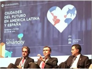 Smart City - Murcia - MiMurcia - gestión eficiente