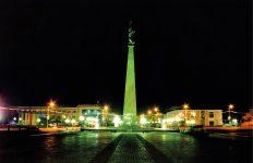 inteliLIGHT® - Shymkent - Kazajstán del Sur - LED - control de iluminación