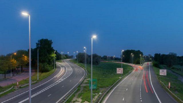 LED – Amberes - Schréder Socelec - Ministerio Flamenco de Transporte y Movilidad - carreteras