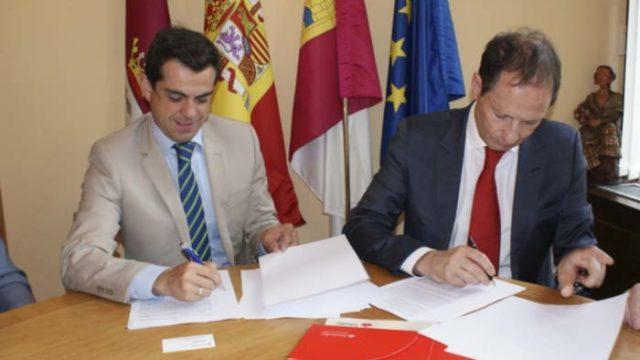 Albacete - préstamo - renovación del alumbrado público - alumbrado público