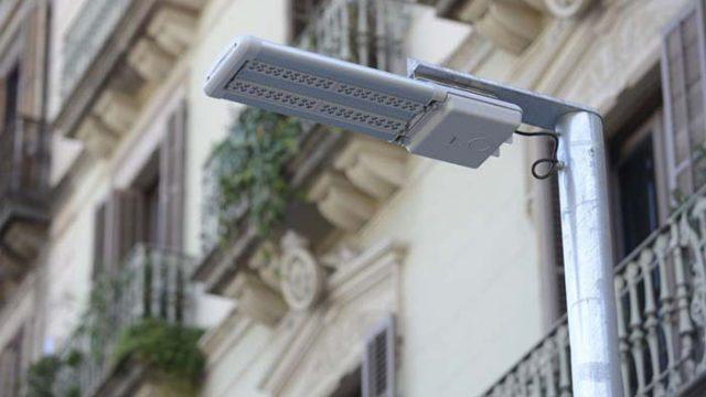 Contrato - mantenimiento del alumbrado público - alumbrado público – Barcelona-