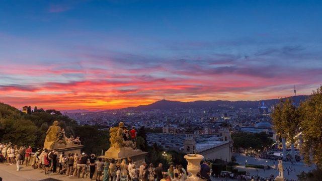 Barcelona - Nou Barris - Plan de Rehabilitación Integral - alumbrado