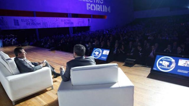 Conferencias - Electro Forum - instalador - Osram - Philips - Simon - ABB - Prilux - Smart home - iluminación - LED