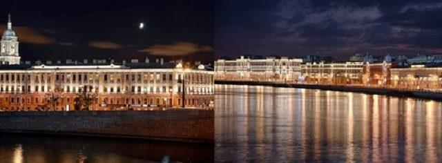 LED - Martini Light - Piterlightproekt - San Petersburgo - iluminación