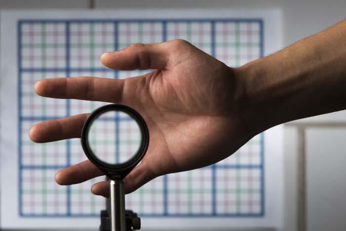 invisibilidad - digital - Rochester cloak - Rochester - Choi - capa de Rochester - pantallas - lentes