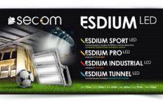 Secom Iluminación - Esdium Tunnel – LED - Esdium Industrial LED - luminarias