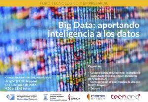 SLUX - ELT - Foro Tecnológico y Empresarial del i3A - Big Data