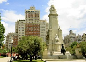 Plaza de España - Semana de la Arquitectura - Ayuntamiento de Madrid
