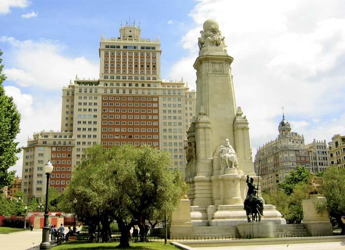 Plaza de España - Concurso Internacional de Ideas - concurso - movilidad - ciudadanía - Ayuntamiento de Madrid