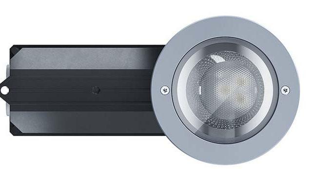 ERCO -iluminación - LED - exteriores - Quintessence - downlight - proyector - reflector