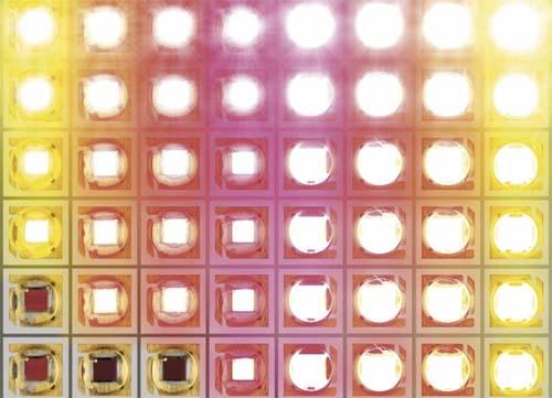 OSRAM - horticultura urbana - iluminación - LED OSLON SSL - LED