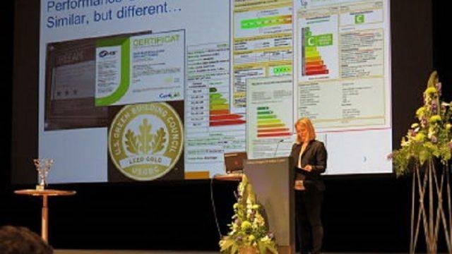 SBA - VCS - CLIMA 2016 - edificios - normas CEN e ISO