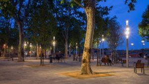 Shréder Socelec - Shuffle - iluminación - proyecto - Toulouse