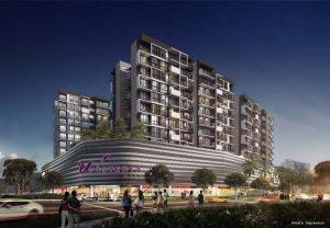 free@home - ABB - construcción - Yishun - Singapur - Niessen - Wisteria - viviendas - locales