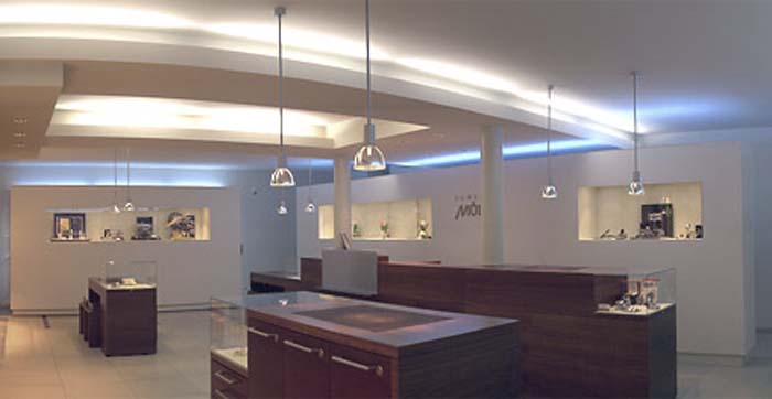 VIVALDI - Zumtobel - iluminación dinámica - luz - iluminación - luz natural - regulación - color