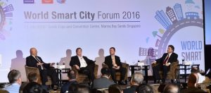 Singapur - AENOR - Ciudades inteligentes - World Smart City Forum