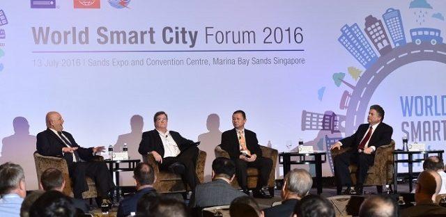Singapur - AENOR - Ciudades inteligentes - World Smart City Forum