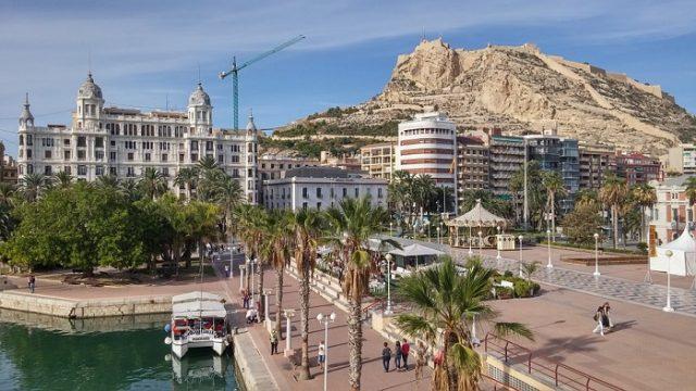 alumbrado público - Nexus Energía - Alicante - sostenibilidad
