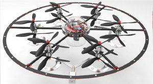 DRONE HOPPER – dron - automatización – fertilización - fumigación