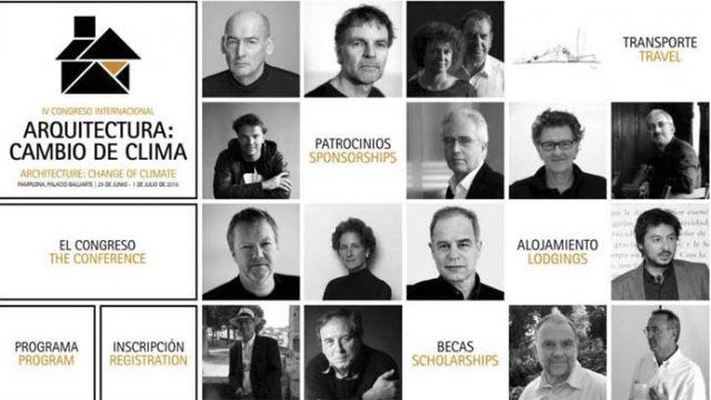 Congreso Internacional de Arquitectura - Cambio de Clima- ponencias- Koolhas - Luis Fernández-Galiano - rural - arquitectura