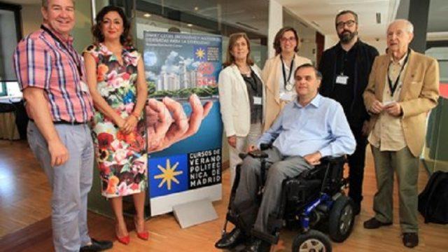 Fundación ONCE - Smart City - accesibilidad - curso