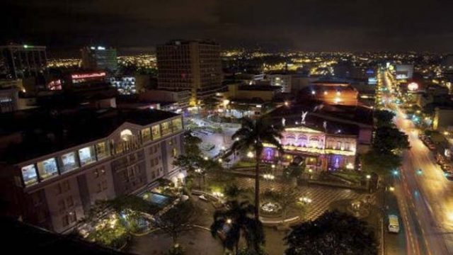 Costa Rica – luminarias - alumbrado público - LED