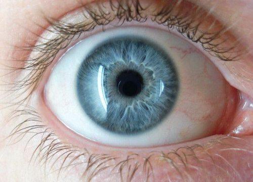 ojos, salud, led